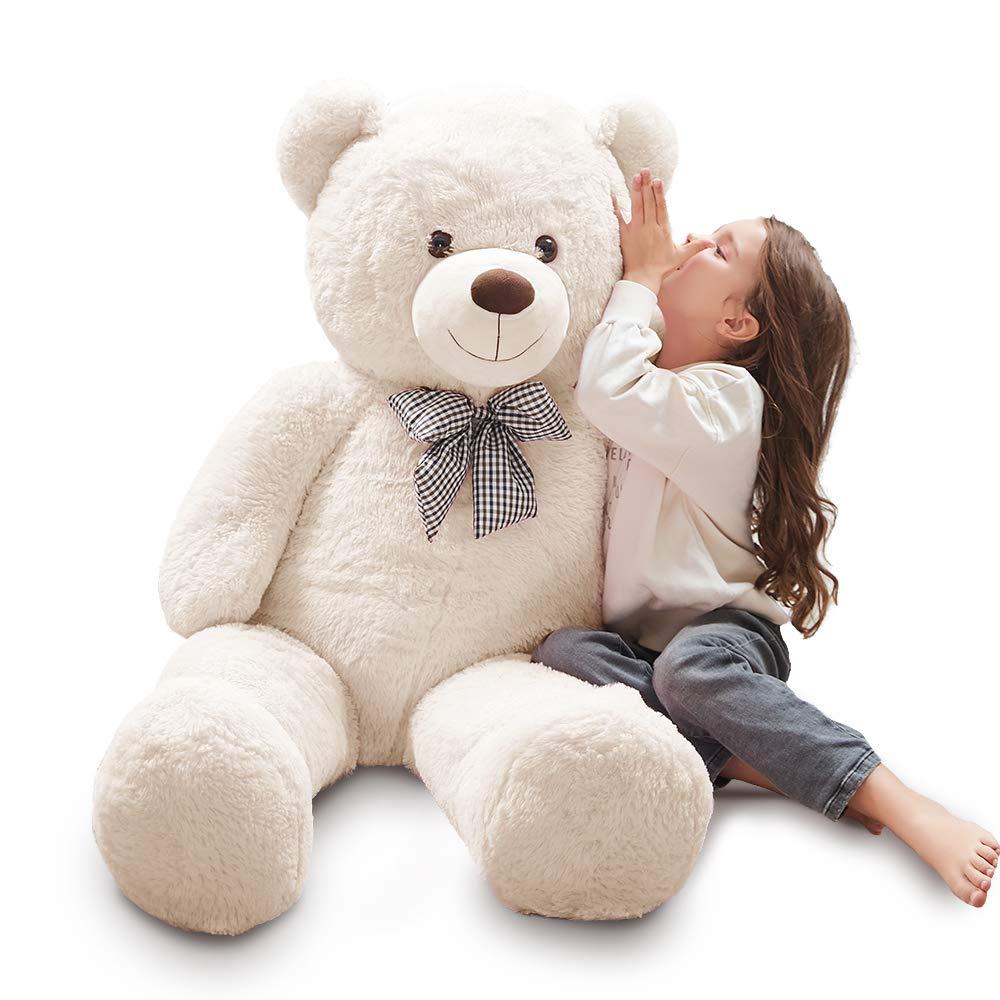 Anpassen Große Größe Valentinstag Geliebt plüsch stuffed benutzerdefinierte riesigen teddybär in groß 160cm