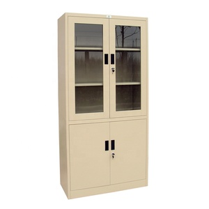 Factory supply discount price filing cabinets desk 3 draw cabinet huadu