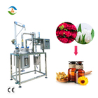 Stainless Steel Aroma Steam Distillation Unit Herbal Essential Oil Distiller