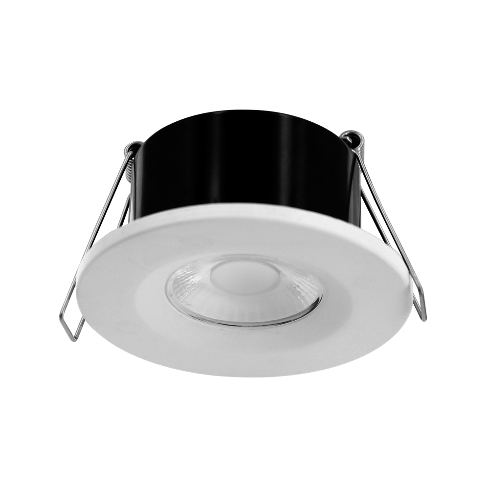 IP65 Fire Rated BS476-21 30/60/90Min Approval COB Mini Cabinet Recessed LED Downlight