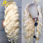 JP High quality 613 human hair wig,cheap 100% virgin hair lace front 613 wigs,best remy 613 lace front wig for black women