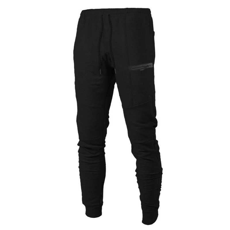 Mens Joggers Casual Pants Fitness Men Sportswear Tracksuit Bottoms Gyms Jogger
