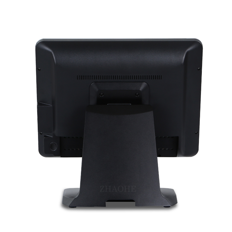 Touch POS system with printer restaurant pos system all in one pos terminal cash machines