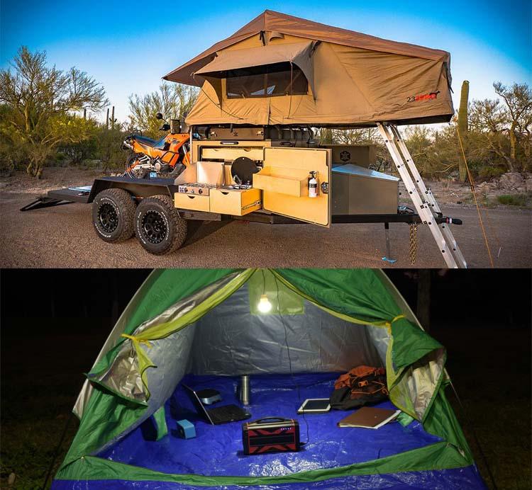 65AH 2,8 кг перезаряжаемые аварийного резервного 220 В AC 12 DC питание для кемпинга караван Shelter