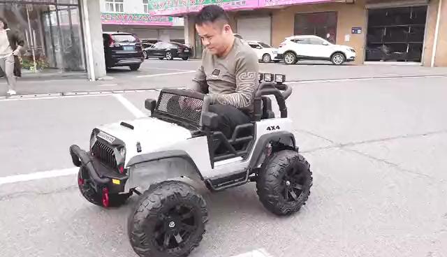 Mobil Listrik Anak-anak 12V/Mobil Mainan Bayi, Mobil Mainan Anak Besar untuk Berkendara/Kendaraan Anak Listrik dengan Remote Kontrol 2020