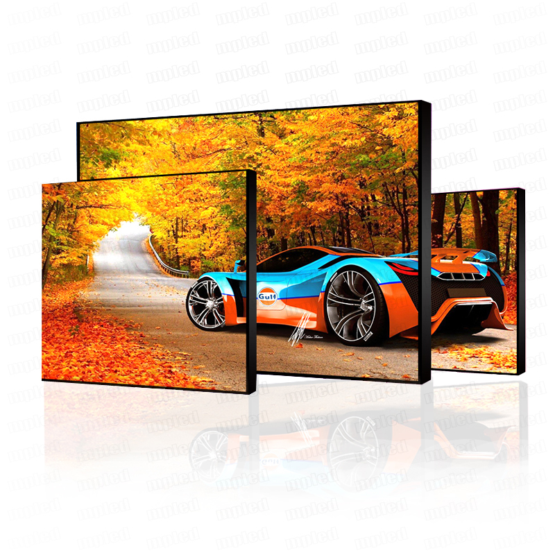 MPLED fabbrica di shenzhen 2K 4K 8K HD P2.5 coperta Parete Video A led