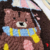 China supplier custom wall hangings thread weaving cartoon animal cross stitch set