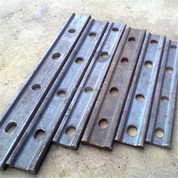 China Supplier Railway Joint Bar,Railway Fishplate Used On Railway Construction