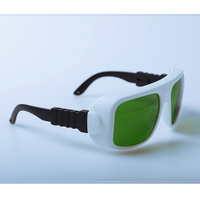 808nm,980nm,1064nm,1320nm Multi Wavelength Eye Laser Safety Goggles Glasses Ce Certified