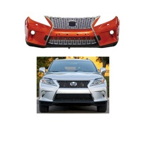 Auto Plastic Parts Car Front Bumper for Lexus RX Sport 2013