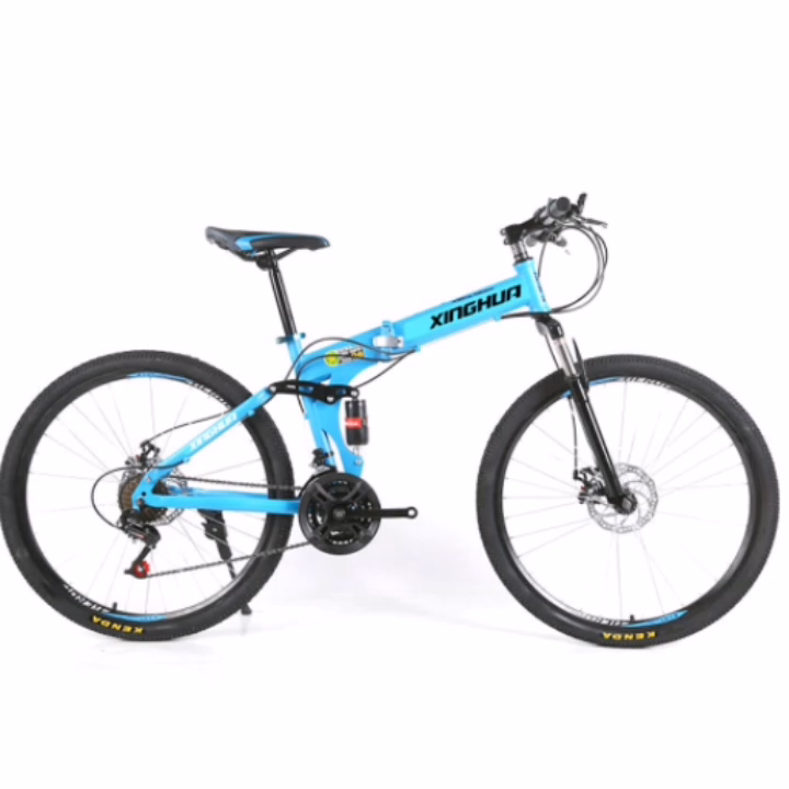 2020 prezzo di fabbrica mountain bike 21 velocità telaio in acciaio del commercio all'ingrosso nuovo modello di colore di modo della bicicletta calda di sospensione anteriore strada della bici