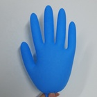 PP/PF Nitrile medical used examination gloves/nitrile gloves pakistan hot sell