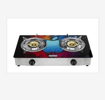 Tempered Glass Table LPG Gas Cooker and Gas stove