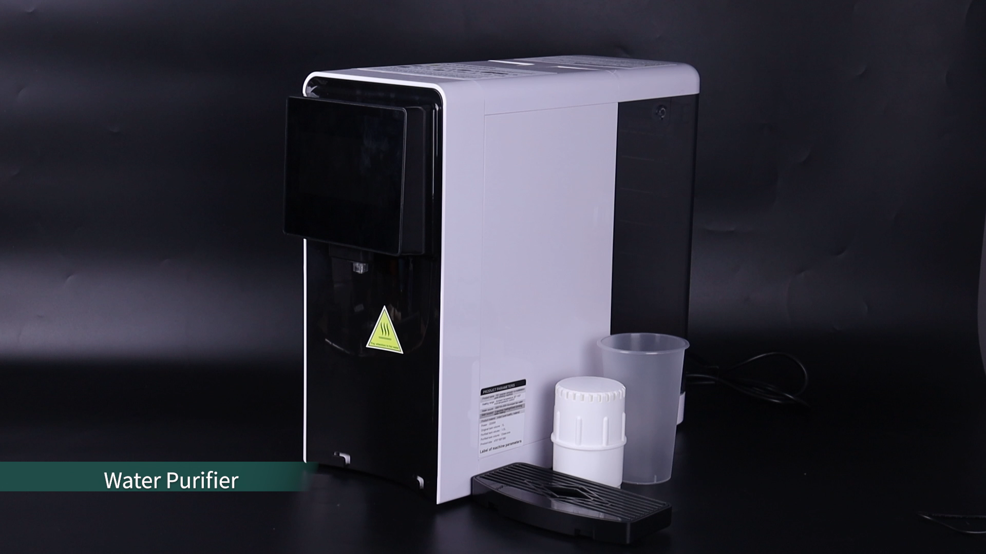 Agcen high quality home use desktop drinking water filter