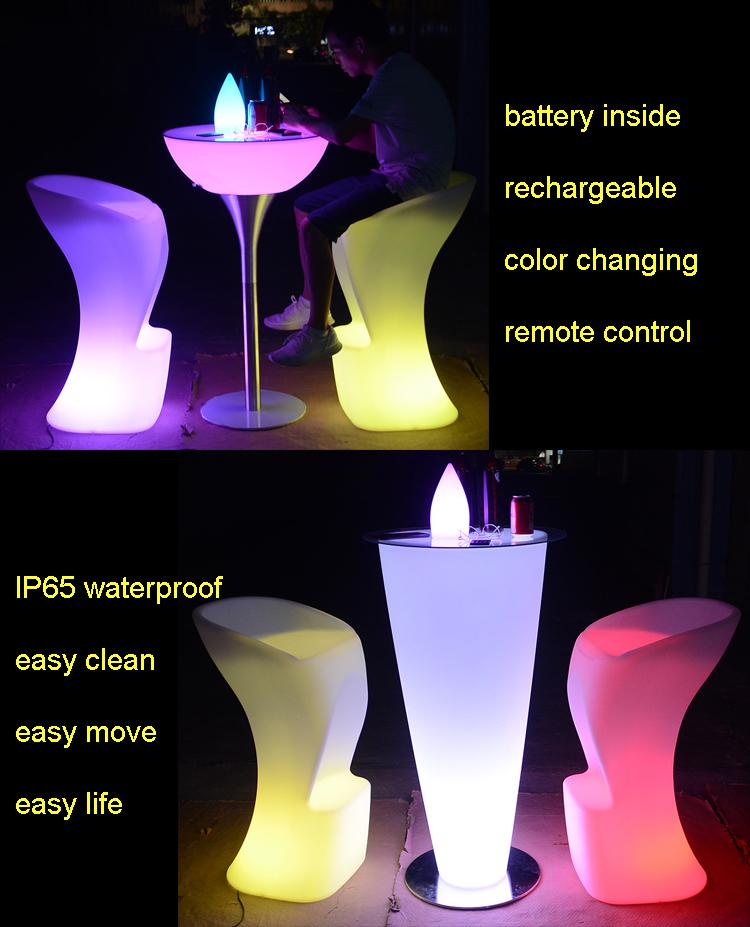 Ucuz led açık mobilya/LED şişme açık kanepe/kanepe mobilya AÇTı