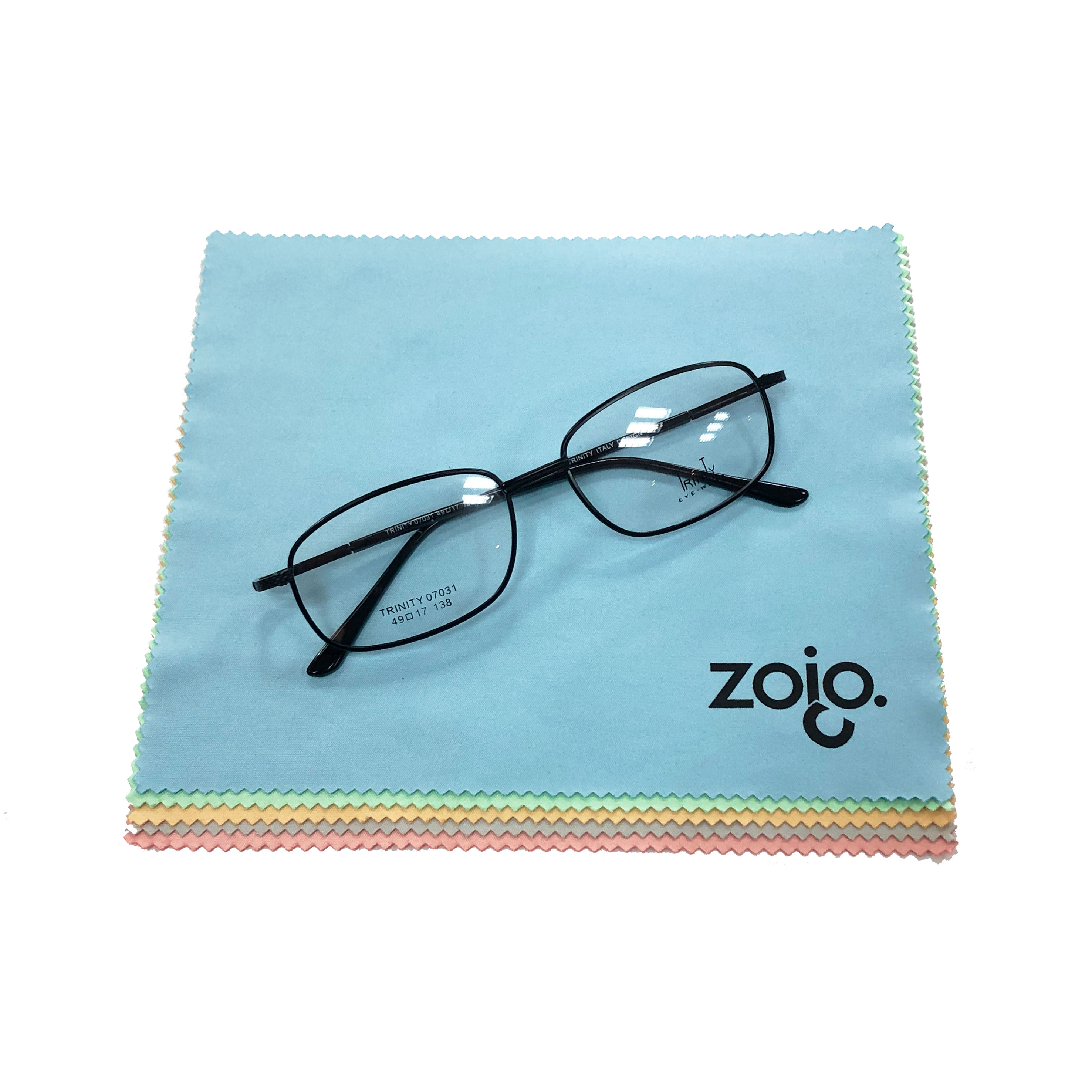 Customized Logo Glasses Wiping Cloth Microfiber Cleaning Cloth Eyeglasses Cleaning Cloth, Customized color is available