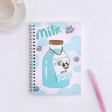 Сакура блокнот милые Мультяшные ноутбуки студент канцтовары планировщик книга Новый график ноутбук Kawaii школьные принадлежности(Китай)