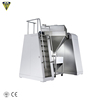 300l double cone food powder tumbler mixer blender machine stainless steel