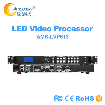 Top Sales AMS-LVP613 RGB Led video controller Signal automatic detection function for outdoor multi-screen display