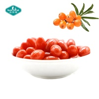 Anti Aging Supplement Omega 7 Sea Buckthorn Seed Berrirs Oil Softgel Capsule