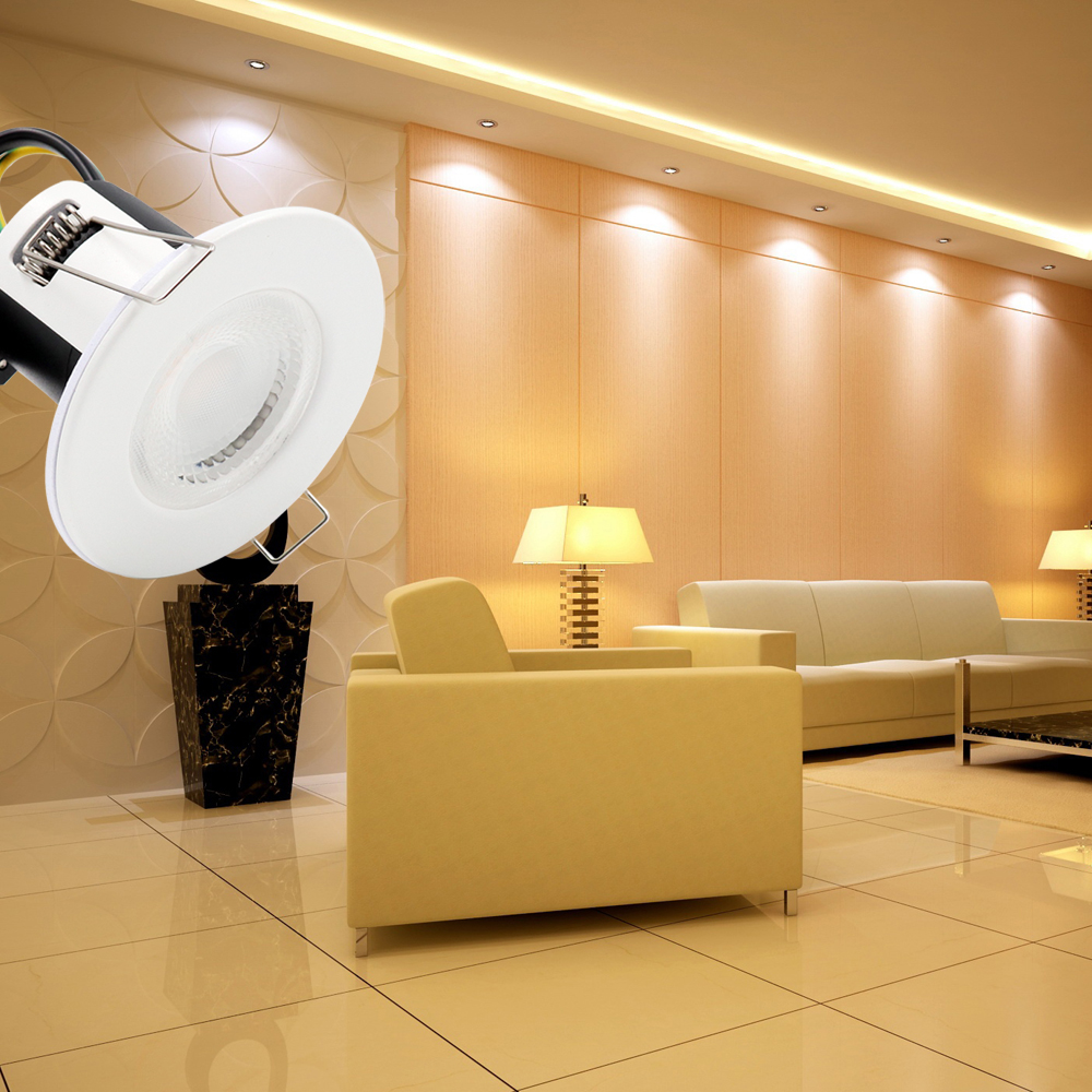 Vertex lite cheap and best recessed luminaries down lights home decoration round dimmable 5 watt led smd downlight for sale