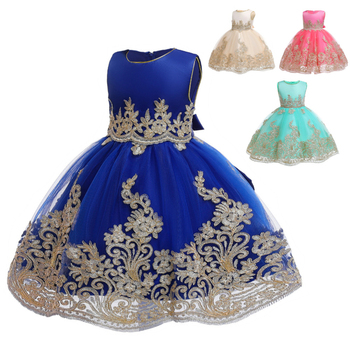New product boutique fashion summer wholesale sleeveless little children party kids cotton frocks designs baby girl dress