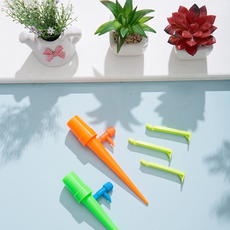Plant Watering Spikes Universal Self Watering Spike Automatic Plant Irrigation System for Potted Plants