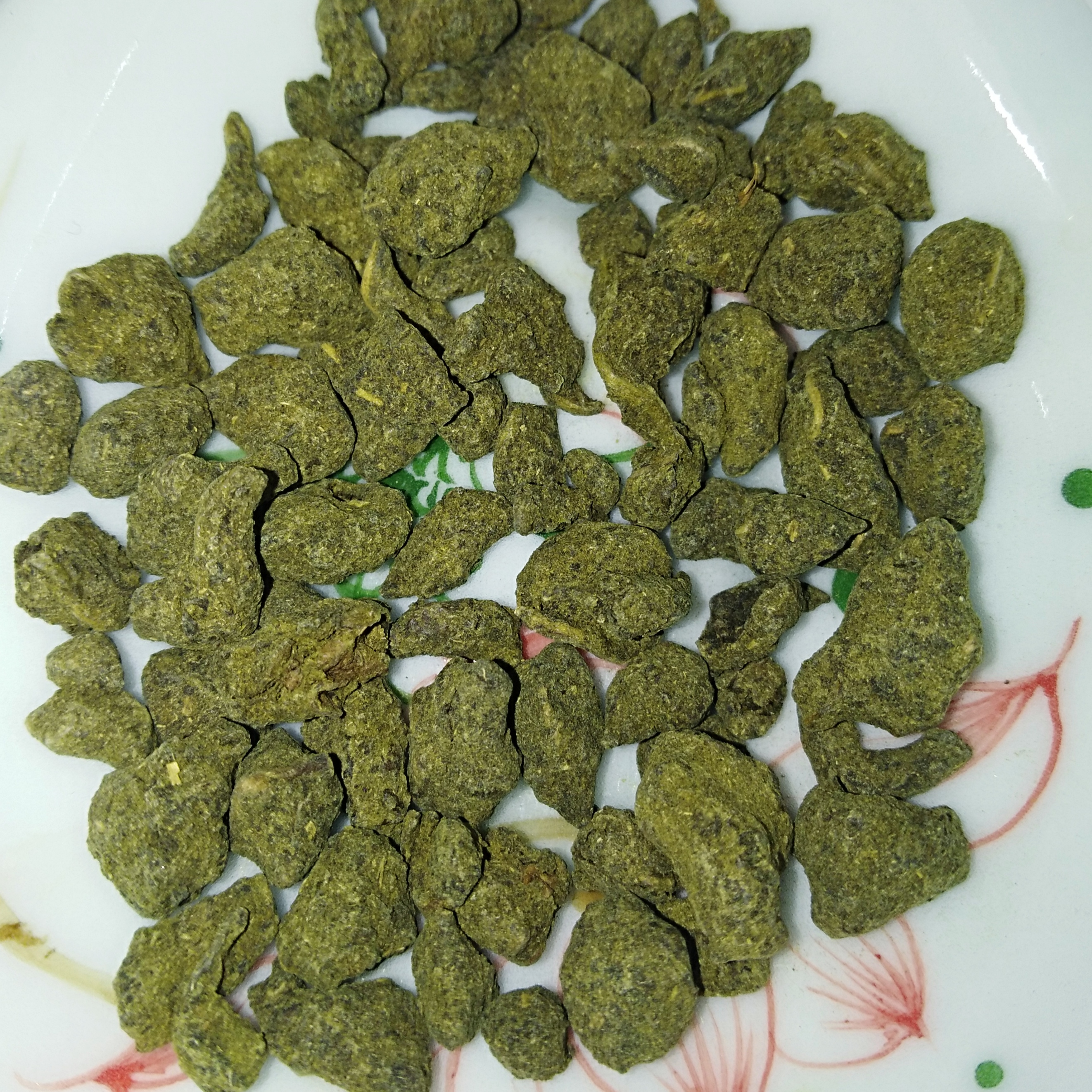 Chinese Oolong Tea EU Standard High Mountain Organic Quality Fujian Ginseng Oolong Tea - 4uTea | 4uTea.com
