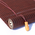 Life Wine Fine Durable Using Low Price Long Life Wine Red Fine Fly Shower Bamboo Curtain
