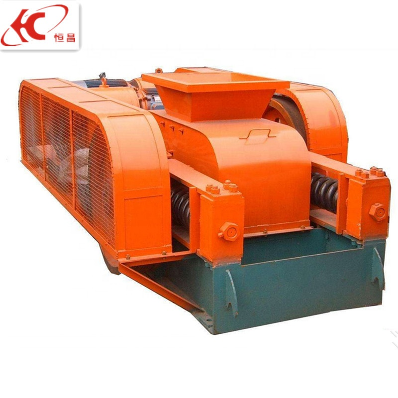 Double roller crusher for coal/ chemical/ slag/ clay/limestone from china