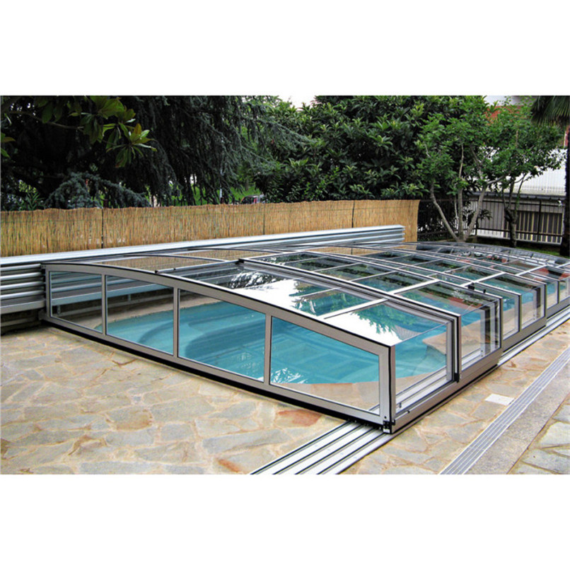 Stainless Steel Drain Glass <strong>Reel</strong> Tarp Deck Floor Plastic Solar Swimming <strong>Pool</strong> <strong>Cover</strong>