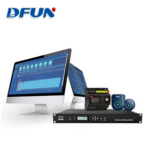 DFUN UPS Manufacturer Sealed 12V Lead-acid Tester Battery Tester System