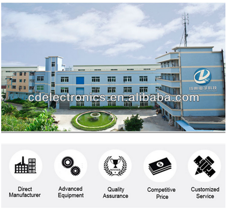 2013 Ballast Metallized Polyester film capacitors Factory