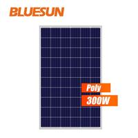 25 years warranty poly 250w 270wp 24V solar cell plate 290W solar panel 300w for solar energy systems