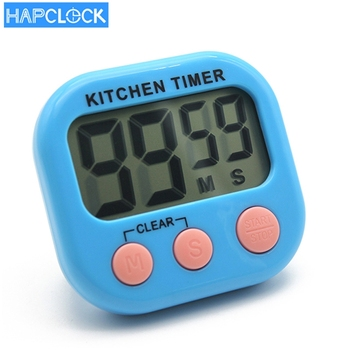 new wholesale timer ABS material cheap fashion digital kitchen for hotel