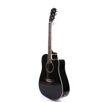 41Inch Sandal Wood Acoustic Electric Guitar Melody Electric Box Guitar