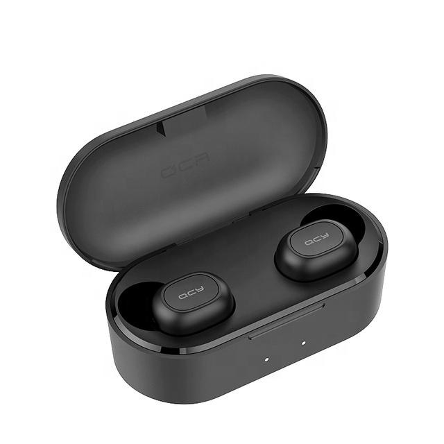 2020 BT 5,0 T2S lade earbuds fall TWS Mini Wasserdichte BT kopfhörer drahtlose bluetooth kopfhörer