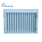 White Metal Frame Panel Air Filter for Air Purifiers parts