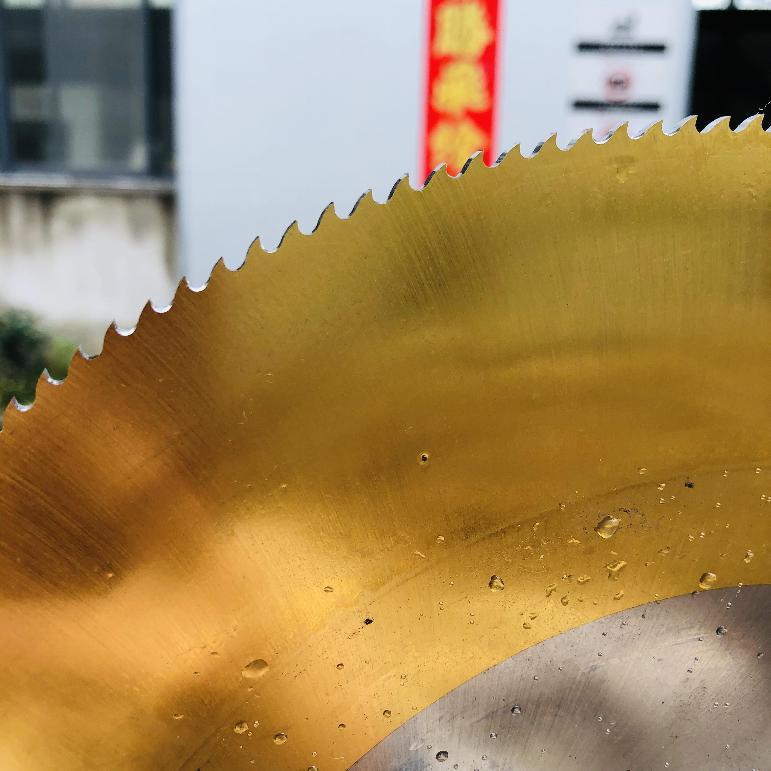 New Cutting Circular Saw HSS W6 400*3.0*32/40 Circular Saw Blade