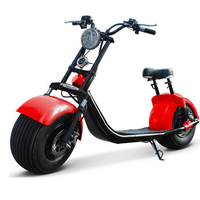 c Fast Charging CE Rohs Adult HS Code 1900W Scoter Electric Scooter With Seat