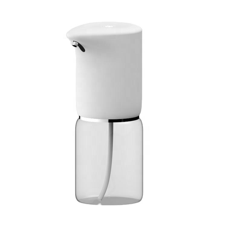 400 мл автоматический раздатчик мыла/Спирт держатель для дезинфицирующего средства для рук, без прикосновения