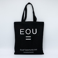 Top Quality 100% Canvas bag reusable and Eco-friendly Shopping Canvas tote bag