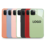 For iphone 11 pro max phone case branded casing, for iphone x xr xs max case famous brand
