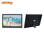 wholesale wall mount electronic lcd tv 12 15 19 22 32 inch for advertising