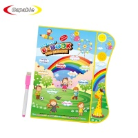 Wholesale children english learning e-book kids electronic book with sound