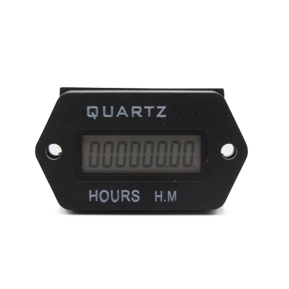Good quality SYS-1D-R 100-250VAC LCD Hour meter