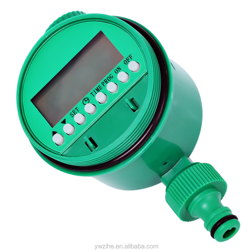 Garden Watering  Automatic Electronic Water Timer Home Garden Irrigation Timer Controller System Irrigation Timer