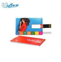 Card shape memory stick 8gb 16gb cheap 4gb usb flash drives promotion gift 1gb 2gb usb flash credit card