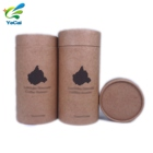 BIODEGRADABLE custom Coffee paper food box with logo round bottom paper