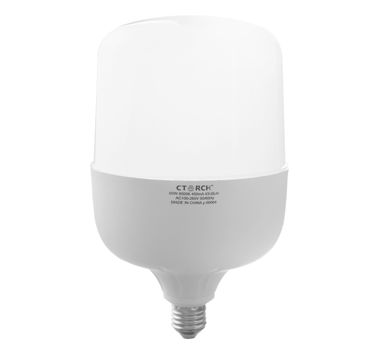 CTORCH China Supplier Manufacturer Smd2835 5W E27/B22 T Shape Led Lights Bulb